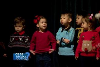 Ce se întâmplă cu copiii, atunci când părinții îi amenință că nu mai vine Moș Crăciun