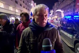 Marș în București pentru victimele Revoluției. Cioloș: