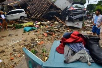 Detaliul care a salvat o femeie în urma tsunami-ului devastator din Indonezia. VIDEO
