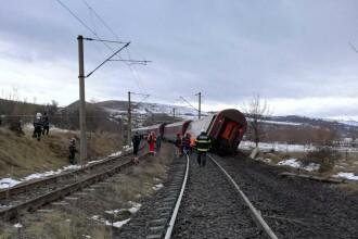 Ministrul demisionar al Transporturilor cere o anchetă după accidentul de tren