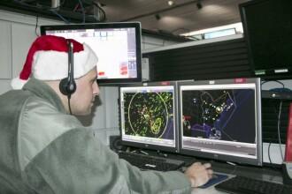 Cum a început Comandamentul SUA al Apărării Spaţiului Aerian să-l urmărească pe Moș Crăciun