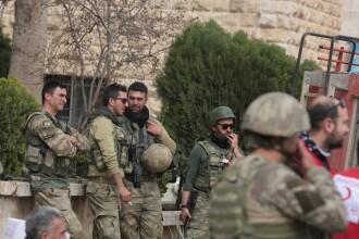 Turcia trimite trupe în Siria, după retragerea americanilor. Ar putea să-i atace pe kurzi