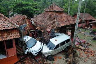Indonezia, lovită de un tsunami devastator. Cel puțin 222 de morți și 843 de răniți
