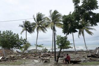 Tsunami în Indonezia. Bilanţul a crescut la 281 de morţi şi peste 1.000 de răniţi