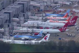 Aeroportul Gatwick oferă recompensă pentru informații legate de incidentul cu drone