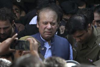 Fostul premier al Pakistanului a fost condamnat la 7 ani de închisoare pentru corupţie