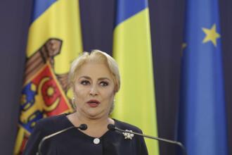 """Dăncilă, întrebată despre soțul său: """"Întâi am fost prieteni, apoi ne-am căsătorit"""""""