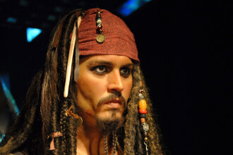 Johnny Depp nu va mai juca în viitorul film din seria Pirații din Caraibe