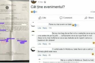 """Un tânar care a creat pe Facebook evenimentul """"Concurs de bătut femeia"""" are dosar penal"""