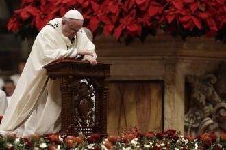 Mesaj dur de Crăciun al Papei Francisc.