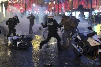 """MAE: Atenționare de călătorie în Franța, unde continuă protestele """"vestelor galbene"""""""