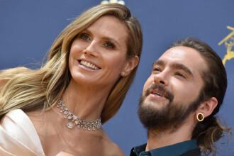 Heidi Klum s-a logodit. Cât de tânăr este iubitul ei, Tom Kaulitz