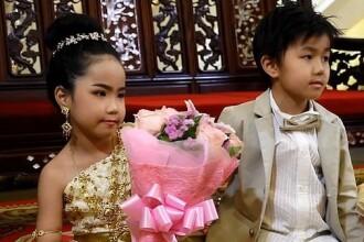 Gemeni în vârstă de 6 ani, obligați de părinți să se căsătorească. Care este motivul