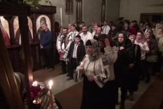 De fiecare Crăciun, credincioșii din Bacău se duc la mănăstirea Diaconeşti. Ce este special