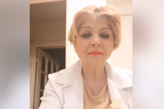 O actriță a parodiat-o pe Viorica Dăncilă. VIDEO-ul este viral pe Facebook