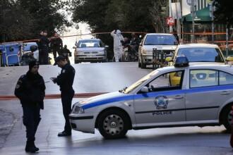 Atac cu bombă la o biserică ortodoxă din Grecia. Doi oameni au fost răniţi