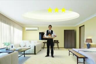ANIMAȚIE. Ce ar trebui să găsim la 5 stele și ce se află de fapt în hotelurile din România