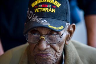 A murit cel mai bătrân om din SUA. Secretul care l-ar fi ajutat să trăiască 112 ani