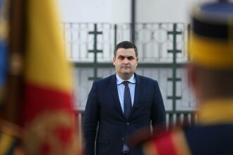Ministrul Apărării va ataca prelungirea mandatului şefului Statului Major