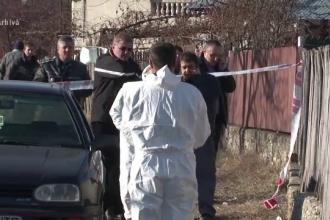 Crimă oribilă în noaptea de Revelion, rezolvată acum de poliţia din Botoşani