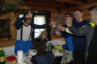 Cât a plătit un grup de turiști din Chișinău ca să facă revelionul la Râșnov