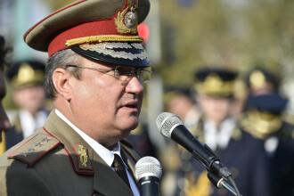 Decretul pentru prelungirea mandatului şefului Armatei, publicat în Monitorul Oficial