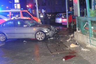 O mașină a intrat cu viteză într-un grup de pietoni, la Berlin. Cine este șoferul