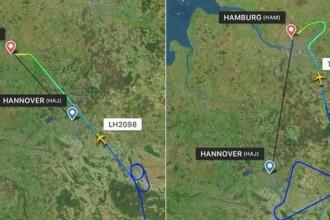 Un bărbat a intrat în forță cu mașina pe pista aeroportului din Hanovra