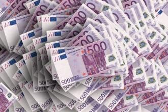 Un nou minim istoric pentru leu, în raport cu euro. Cursul anunțat de BNR
