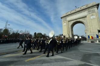 Parada de Ziua Naţională. MApN anunță o ceremonie în format restrâns