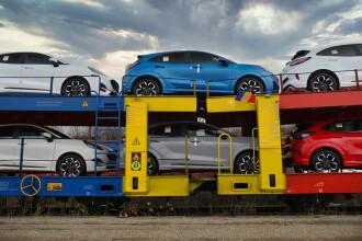Primele mașini Ford Puma fabricate la Craiova sunt livrate în Europa de Ziua Națională