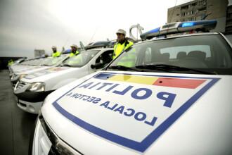 În ciuda crizei provocate de pandemie, salariile la Poliția Locală a Primăriei Capitalei ating cote impresionante