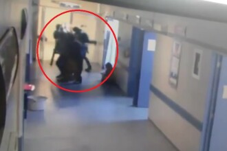 Momentul în care un pacient a fost răpit de asasini, apoi a fost găsit tranșat. VIDEO
