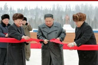 """Coreea de Nord a inaugurat un nou oraș. Cum arată """"utopia socialistă"""" a lui Kim Jong-un"""
