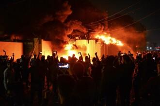 Bilanțul îngrozitor al protestelor din Iran. Cel puțin 200 de oameni au murit într-o lună