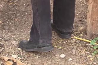 Pensionar din Suceava, în atenția poliției după ce a făcut dezinsecție în magazine
