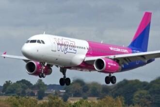 Wizz Air suspendă zborurile către mai multe țări din cauza restricțiilor