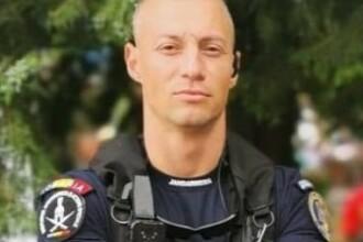 Jandarmul erou care și-a pus viața în pericol pentru a salva o femeie înecată în Mureș