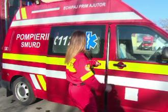 Voluntar în România. Povestea juristei care a devenit voluntar SMURD după ce a învins o boală grea