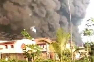 VIDEO Agheasmă explozivă. Un credincios a murit după greșeala preotului!