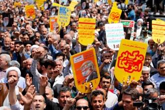 """Peste 1.000 de persoane ar fi murit în urma protestelor din Iran. """"Regimul blochează informația"""""""