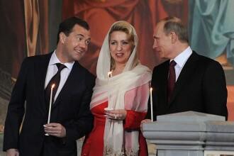 Soția premierului rus folosește un avion de lux privat. Furia rușilor, ignorată de presă
