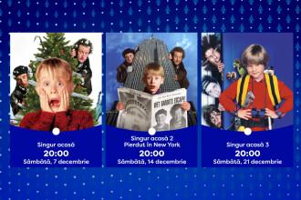 Nu e Crăciun fără Singur acasă la PRO TV!