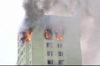 Explozie puternică într-un bloc din Slovacia. Cel puțin cinci persoane au murit