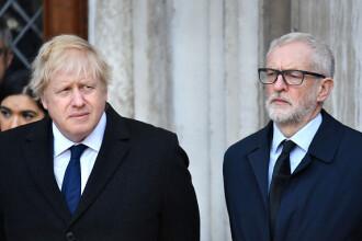 Ultimul duel pe tema Brexit, înainte de alegeri. Ce acuzații își aduc Johnson și Corbyn