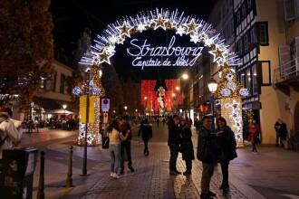 Cum arată Târgul de Crăciun din Strasbourg, după atentatul din 2018