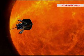 Cercetătorii NASA, mai aproape ca niciodată de Soare. Ce au descoperit