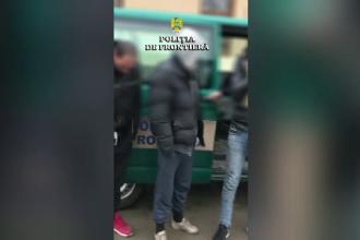 Trei algerieni, prinși în timp ce încercau să iasă ilegal din România. Unde au fost găsiți