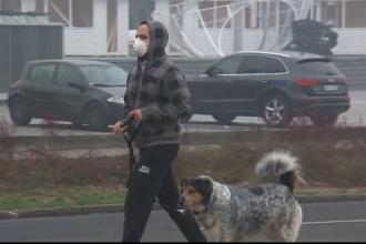 """Cel mai poluat oraș din lume în acest weekend. """"Aici nu ducem o viaţă sănătoasă"""""""