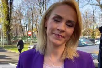 Primarul Capitalei, Gabriela Firea, analizată de CNCD pentru o declarație despre Ludovic Orban
